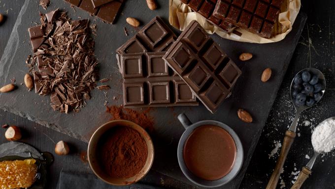 Schokolade gegen Winterdepressionen