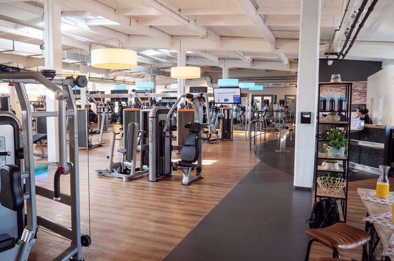Fitnessloft in Braunschweig, Fitnessloft in Braunschweig ist Fitnesstraining beim Testsieger.
